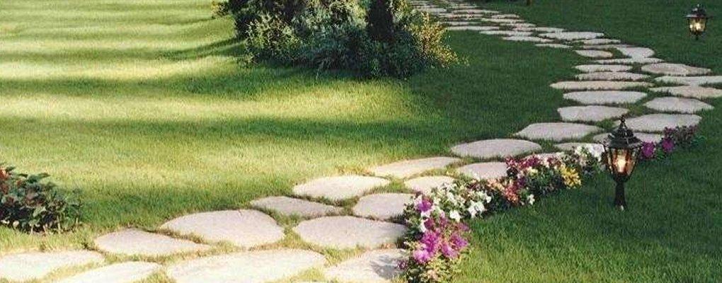 Mentana - Giardinieri: Vialetti a Mentana