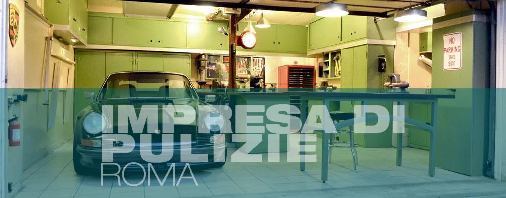San Lorenzo Roma - Garage a San Lorenzo Roma