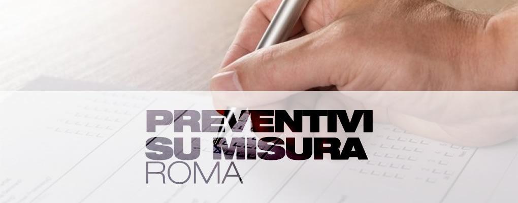 Casalotti - Preventivo Su Misura a Casalotti